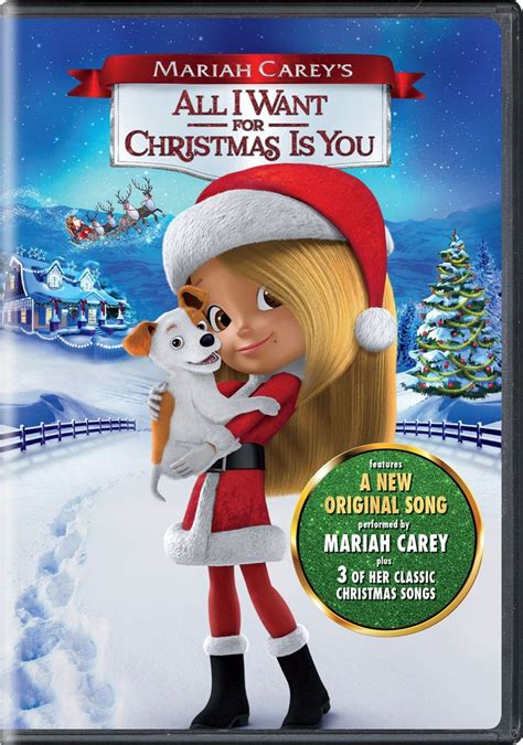 careys all i want for is you carey s all i want for is you dvd release