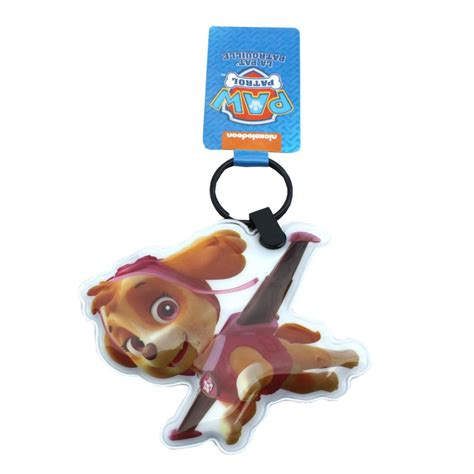 paw patrol light up scooter paw patrol skye led light up keyring 6950687216178