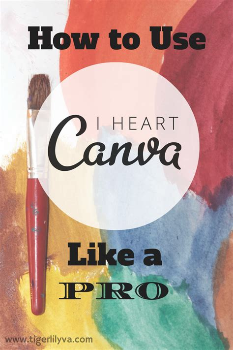 canva blog how to use canva like a pro in 10 minutes tigerlily