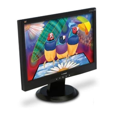 Lcd Monitor View Sonic 19 Bekas viewsonic va1903wmb 19 widescreen lcd monitor 5ms 800 1 wxga 1440x900 vga black at