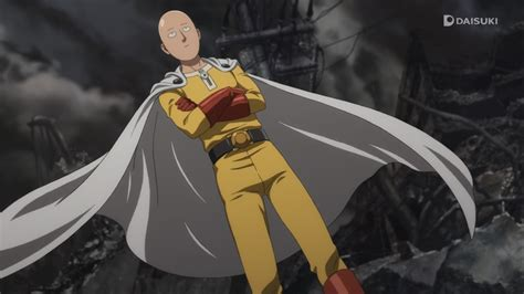 one punch man one punch man daily anime art