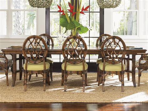 tommy bahama dining room set tommy bahama bali hai dining set to59387693set