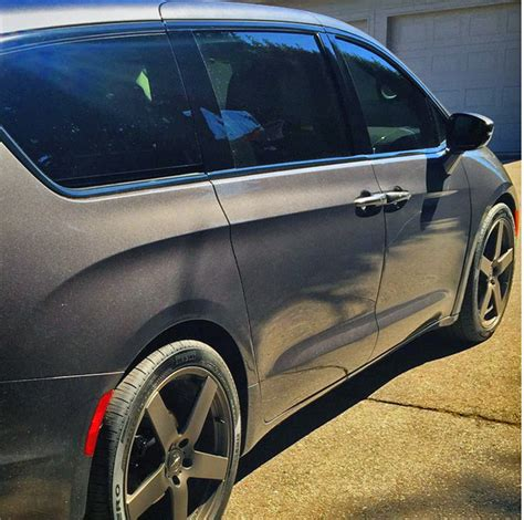 chrysler pacifica hellcat canceled fca reports car news chrysler pacifica hellcat test mule spotted car news top speed