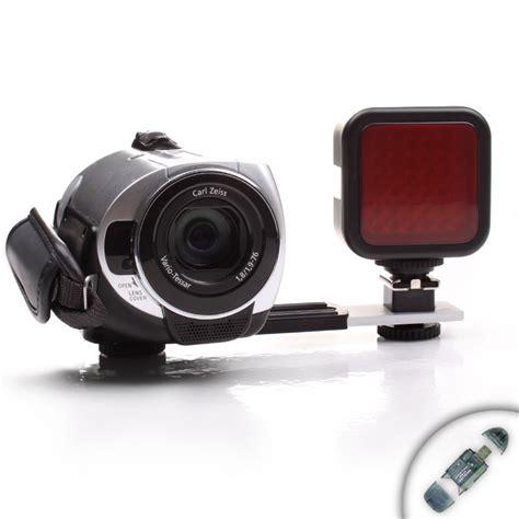 ir light for camcorder vision led ir light for canon vixia m40 ebay