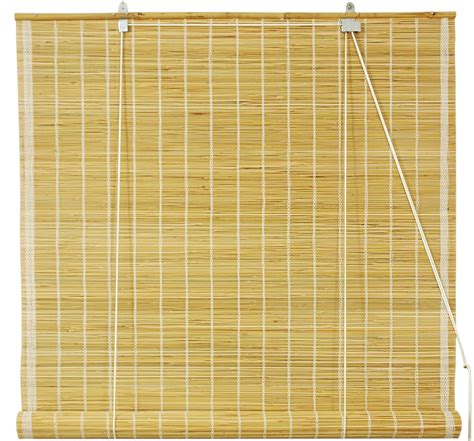Matchstick Blinds Matchstick Roll Up Blinds 24 Quot Width Ebay