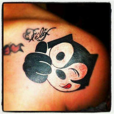 felix the cat tattoo 75 best felix the cat images on felix the cats