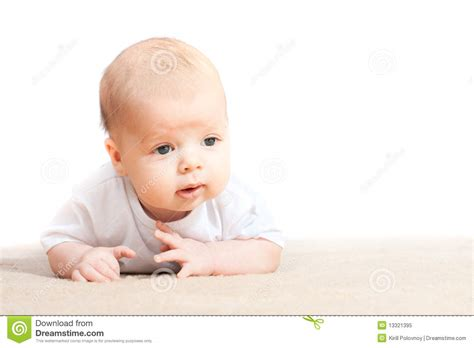 Baby Floor by Baby On The Floor Royalty Free Stock Photo Image