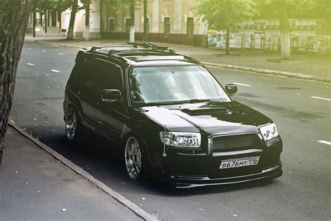 Stanced Subaru Forester Prettymotors Com