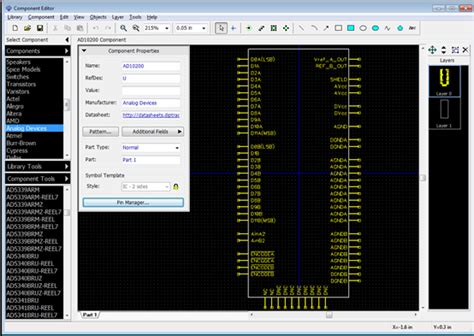 layout editor linux circuit design software on linux easyeda