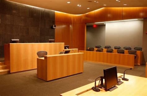 image of a room park courtroom penn state park pa