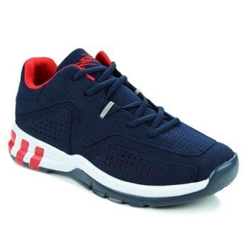 solid black athletic shoes 2018 fashionable suede and solid color design athletic