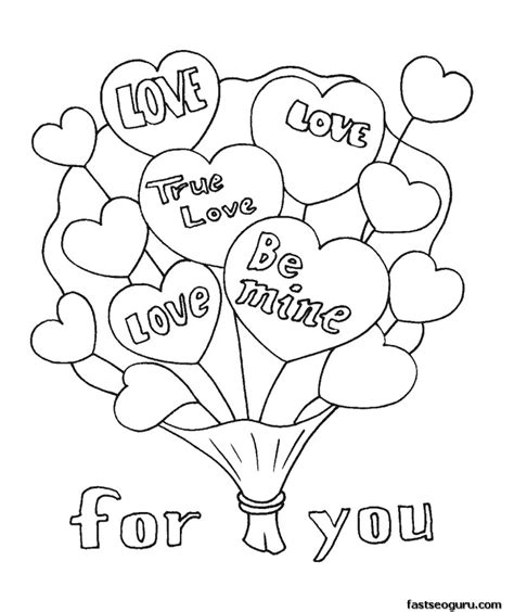 Christian Valentines Day Coloring Pages Coloring Print Religious Day Coloring Sheets