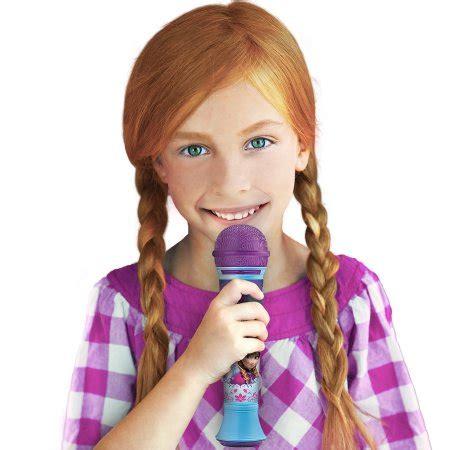 Mp3 Microphone Frozen disney frozen magical mp3 microphone walmart