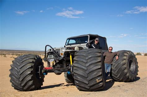 Jeep Rock Crawler 1989 Jeep Wrangler Ultimate Rock Crawler