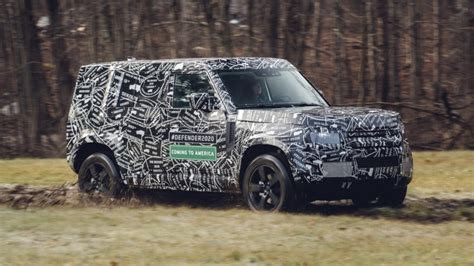 New Land Rover Defender 2020 by 2020 Land Rover Defender Photo Gallery Autoblog