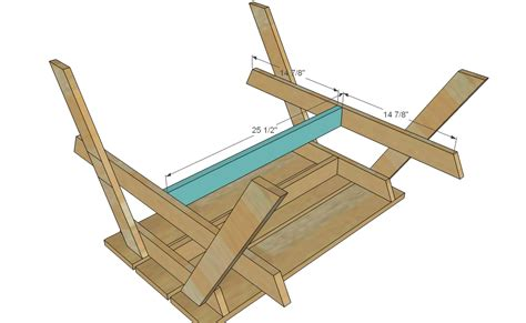 kids picnic bench plans kids picnic table woodworking plans woodshop plans