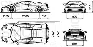 Lamborghini Aventador Blueprint Car Blueprints Lamborghini Pictures