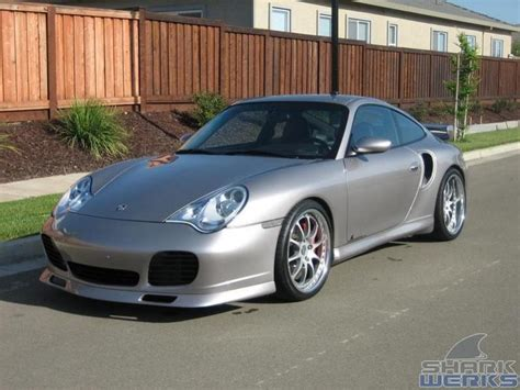 Porsche 996tt Upgrades by 2001 996tt Aerokit Stage Ii With Europipe Exhaust