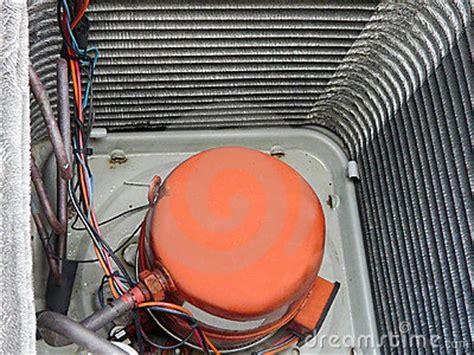 air conditioner heat pump compressor stock image image