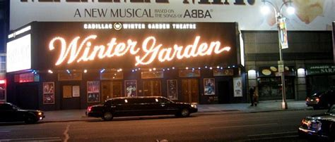 Garden City Ny Theater Humphrey Bogart Winter Garden Theatre New York City
