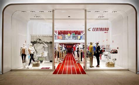design quarter art shop centauro concept store aum arquitetos archdaily brasil