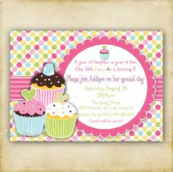 Cupcake Invitations Template by 8 Best Images Of Cupcake Birthday Invitation