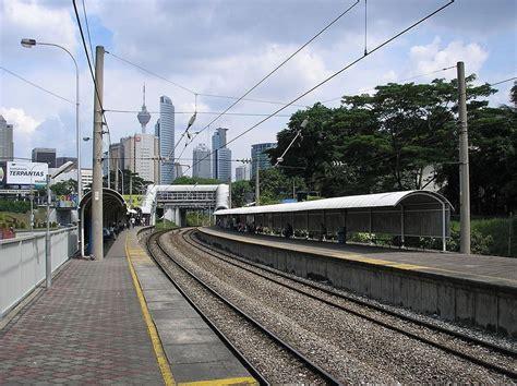 Ktm Railways Putra Komuter Station