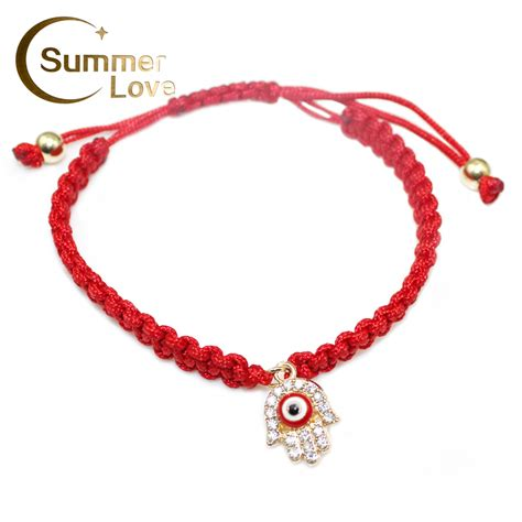 Handmade Braided Bracelets - handmade braided rope bracelets thread turkish jewelry