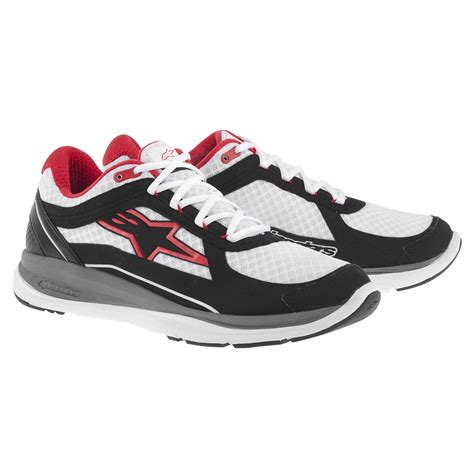 alpinestar shoes alpinestars 100 running shoes dirtnroad