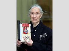 CHRISTOPHER STEVENS reviews Jane and Being Blacker | Daily ... Jane Goodall Death