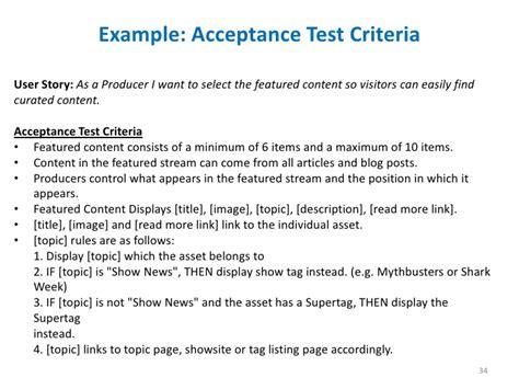 prince2 acceptance criteria template 28 agile acceptance criteria template prince2 in