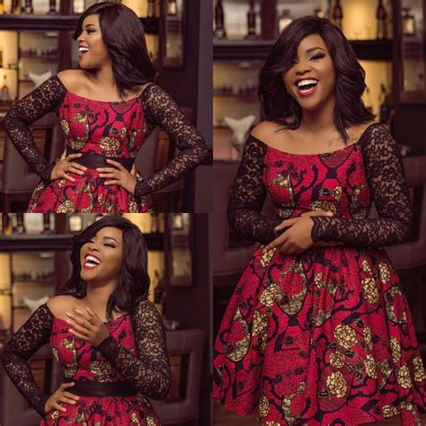 Simple Ankara Maxi Gowns