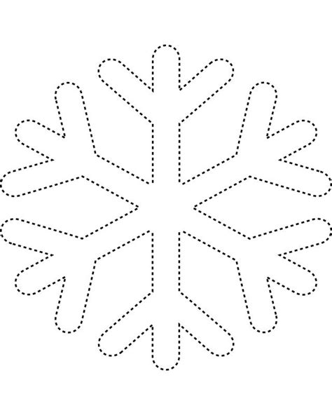 printable snowflakes to cut out snowflake templates snowflake 2