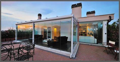 verande per terrazzi smontabili terrazzo d inverno perch 233 no