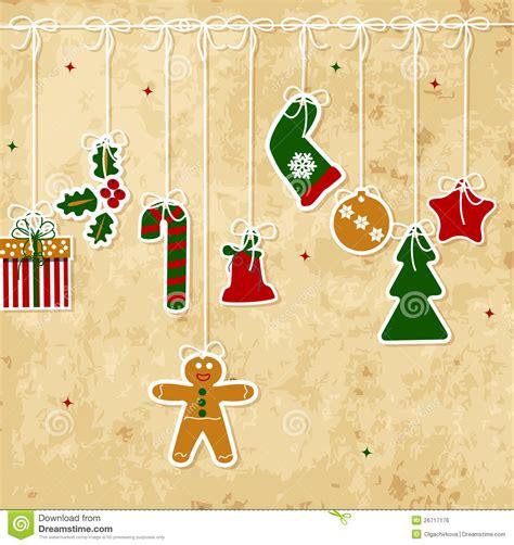 imagenes navideñas retro vintage christmas card stock vector image of claus