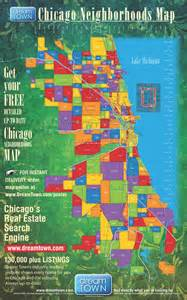 Map Of Chicago Neighborhoods by Map Of Chicago Neighborhoods And Suburbs Www Galleryhip