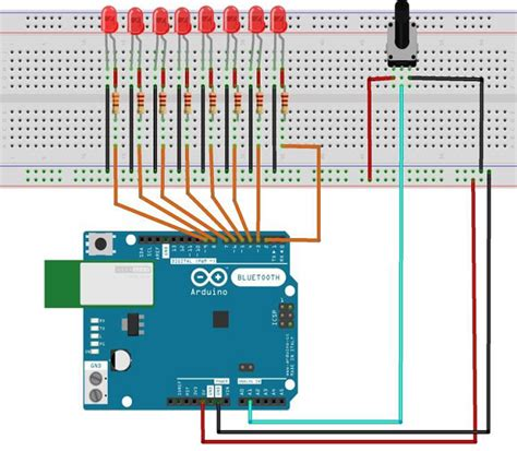 breadboard circuit guide arduino guide