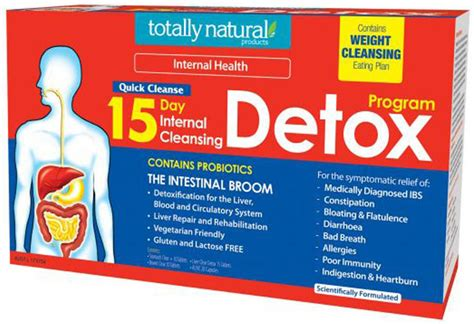 Do Detox Programs Work by Totally Cleanse 15 Day Detox Program Reviews
