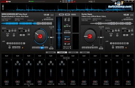 download mp3 dj virtual download virtual dj home free 7 4 review softch com