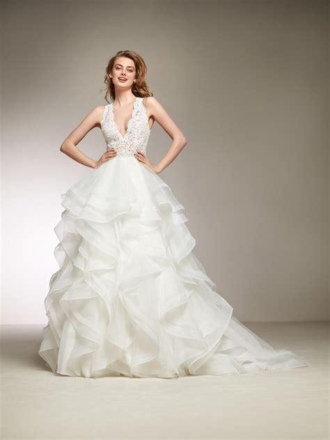 imagenes vestidos de novia pronovias vestidos de novia princesa