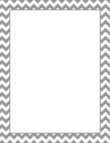 chevron border template 25 best ideas about chevron borders on burlap