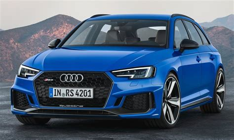 Audi Rs4 Specs by 2018 Audi Rs4 Avant Specs Details Pricing