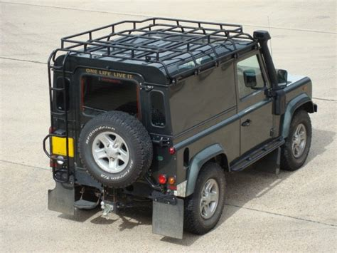 Safety Devices Roof Rack by Safety Devices G4 Expedition Roof Rack Defender 90 4x4 Da4718 Brp