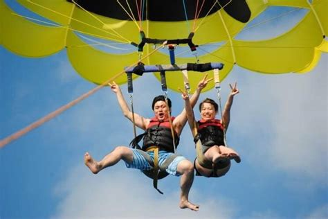 banana boat ride while pregnant parasailing best of hawaii tours activities