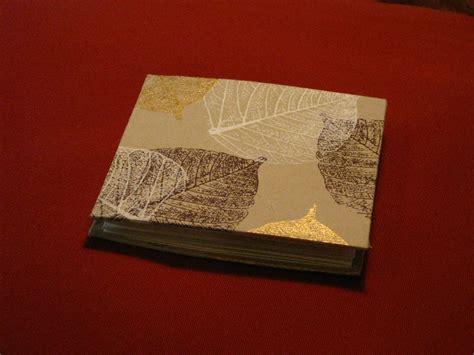 Creating Handmade Books - zenventure book and frame workshop