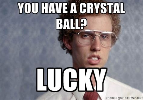 Crystal Ball Meme - 5 lead generation strategies you can t afford to miss in 2017