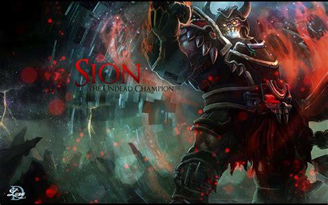 sion league of legends wallpaper sion desktop wallpaper