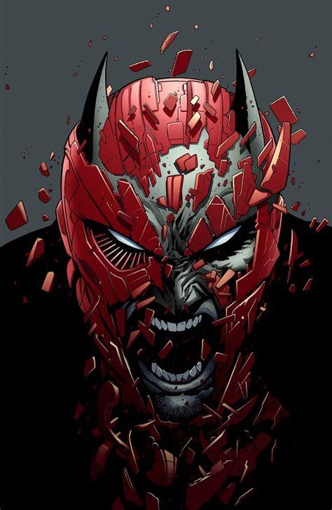 batman  red hood  review comic book blog talking