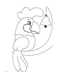 tracing line worksheet for preschoolers 9 171 funnycrafts