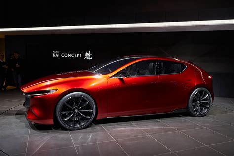 concept mazda mazda kia concept disclosed at tokyo motor show drivers